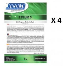 CARTON X4 - F FLUID 5