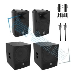 PACK HILL AUDIO